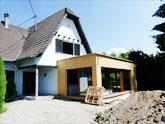 Architecte Alsace maison en réhabilitation
