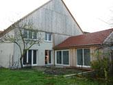 Architecte Alsace réhabilitation d'une grange